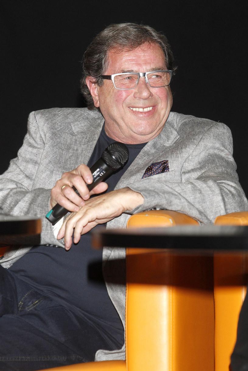Janusz Gajos /AKPA
