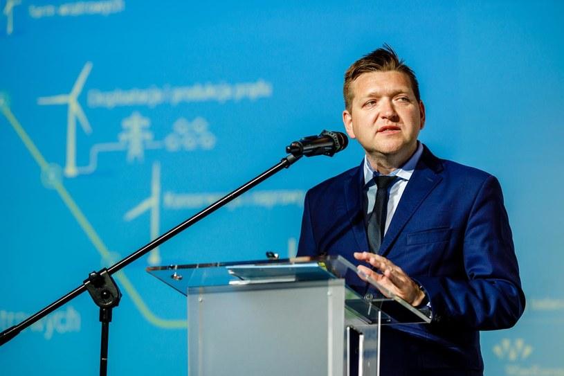 Janusz Gajowiecki, prezes Polskiego Stowarzyszenia Energetyki Wiatrowej. Źródło: PSEW /&nbsp