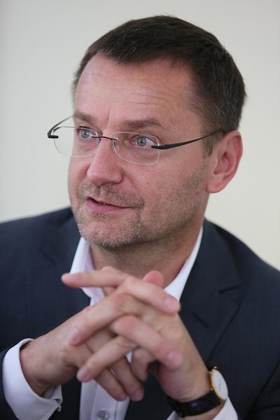 Janusz Jankowiak, główny ekonomista Polskiej Rady Biznesu /PAP
