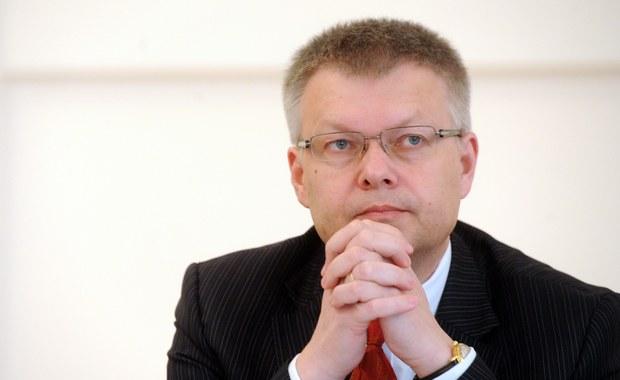"""Janusz Kaczmarek o przeszukaniu w redakcji """"Wprost"""": Strzał w stopę. Daje pole do spekulacji"""