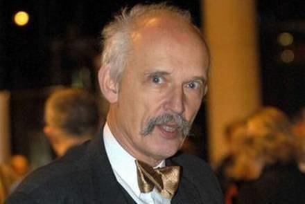 Janusz Korwin-Mikke / fot. Andrzej Zbraniecki /Agencja SE/East News