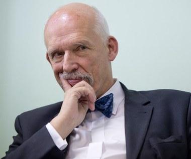 Janusz Korwin-Mikke nie jest już prezesem KNP