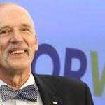 Janusz Korwin-Mikke: Twórcy 500+ muszą stanąć przed sądem