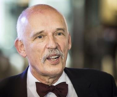 Janusz Korwin-Mikke w opałach. Jego partia się rozpadnie?