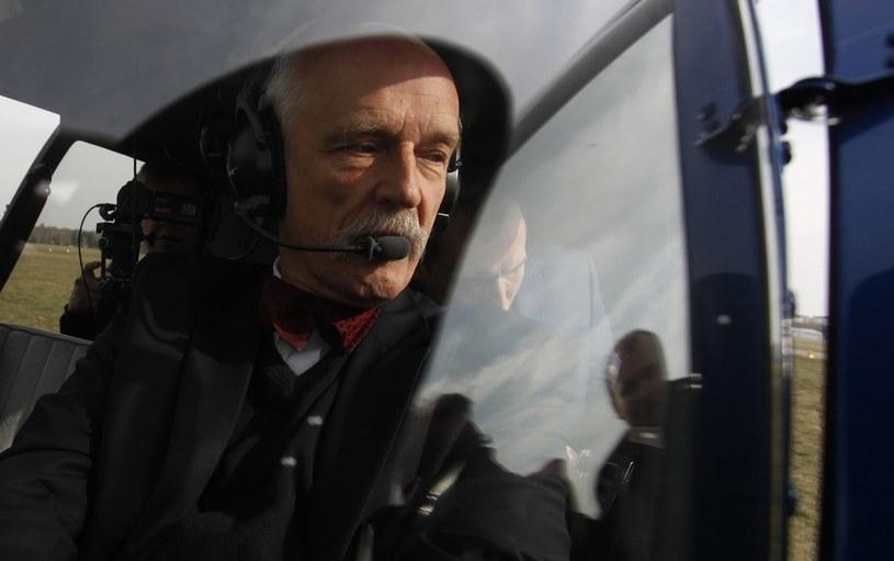 Janusz Korwin-Mikke /Stefan Maszewski /Reporter