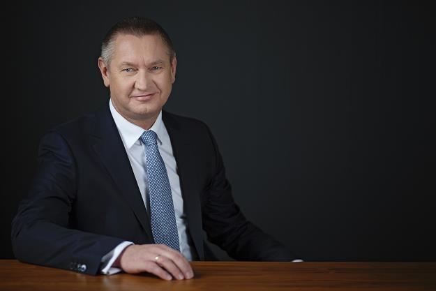 Janusz Kosiński, prezes poznańskiej firmy INEA /Informacja prasowa