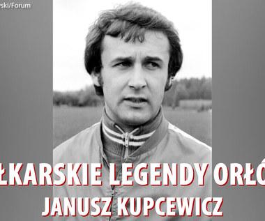 Janusz Kupcewicz - Piłkarskie legendy Orłów. Wideo