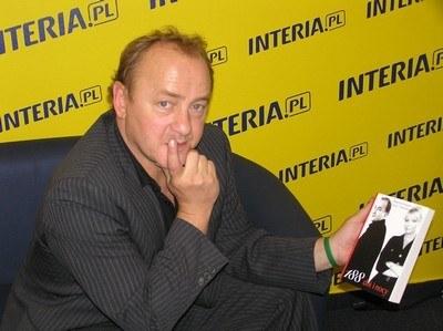 Janusz L. Wiśniewski /INTERIA.PL