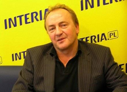 Janusz Leon Wiśniewski /INTERIA.PL