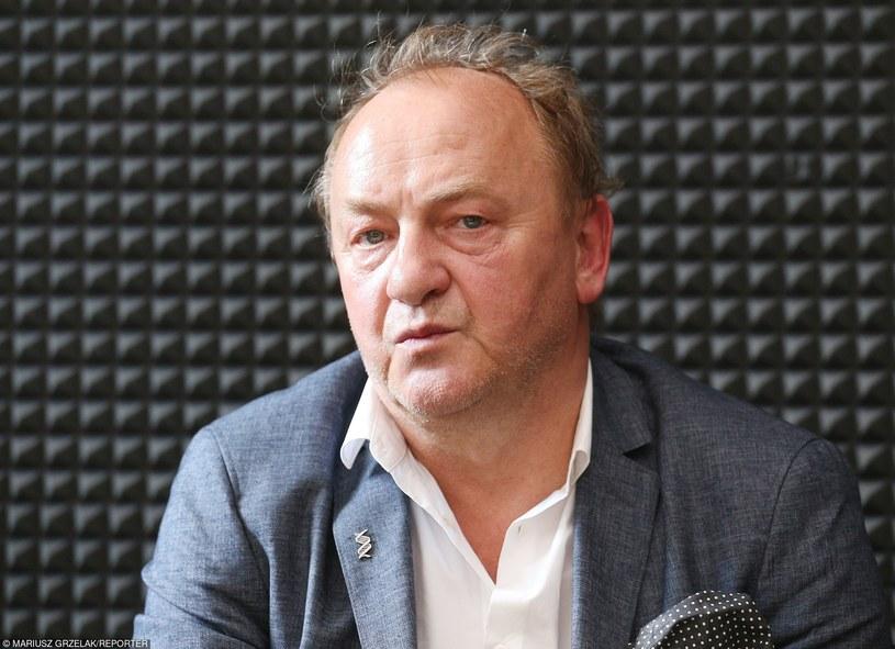 Janusz Leon Wiśniewski /Mariusz Grzelak /Reporter