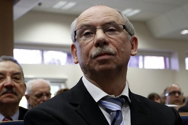 Janusz Lewandowski, unijny komisarz ds. budżetu. Fot. Adam Jankowski /Reporter