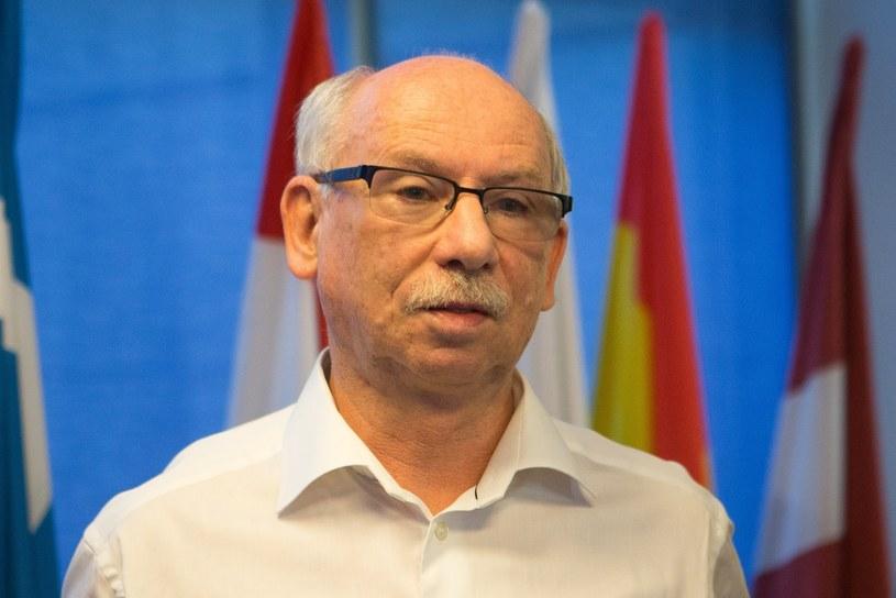 Janusz Lewandowski /Tomasz Jastrzebowski/REPORTER /Reporter