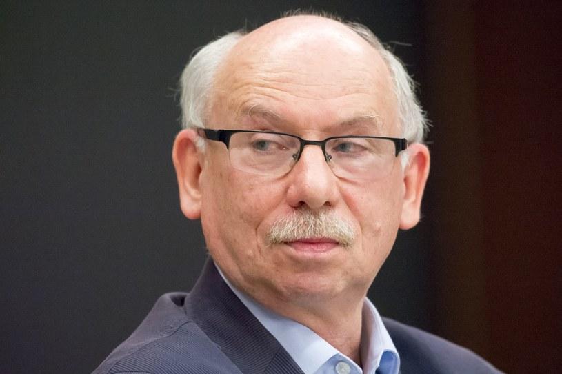 Janusz Lewandowski /Wojciech Strozyk/REPORTER /East News