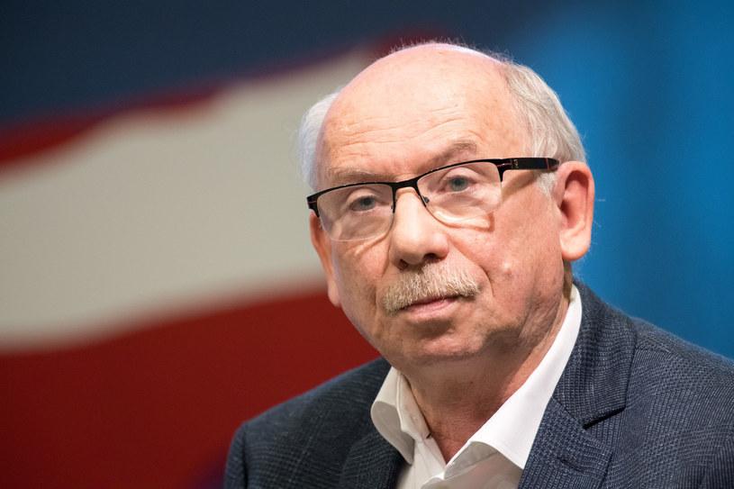 Janusz Lewandowski /Wojciech Stróżyk /Reporter