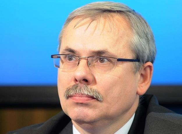 Janusz Malinowski, prezes PKP Intercity. Fot.Witold Rozbicki /Reporter