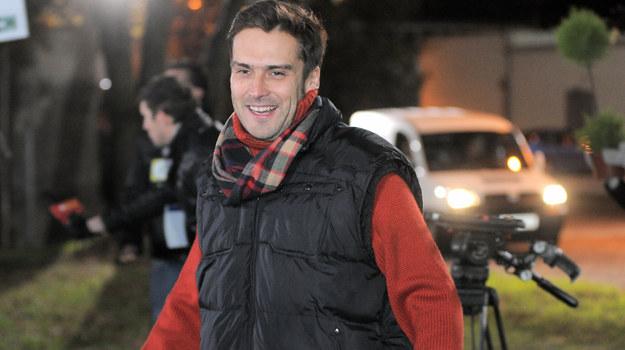 Janusz (Michał Lesień) /fot  /Super TV
