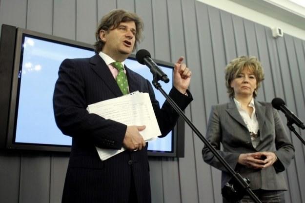 Janusz Palikot, fot. M. Niwicz /Agencja SE/East News