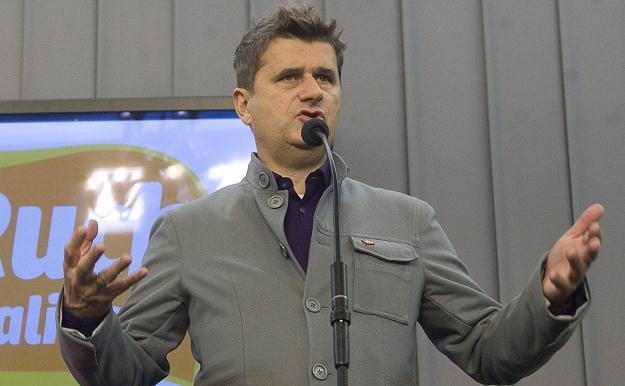 Janusz Palikot, fot. Paweł Kula /PAP