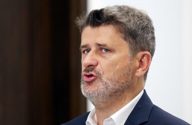 Janusz Palikot jest przeciwny JOW-om /Mariusz Grzelak/REPORTER /East News