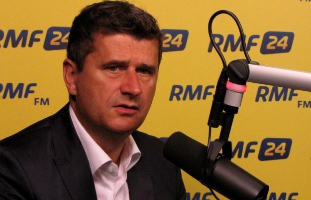 Janusz Palikot /RMF