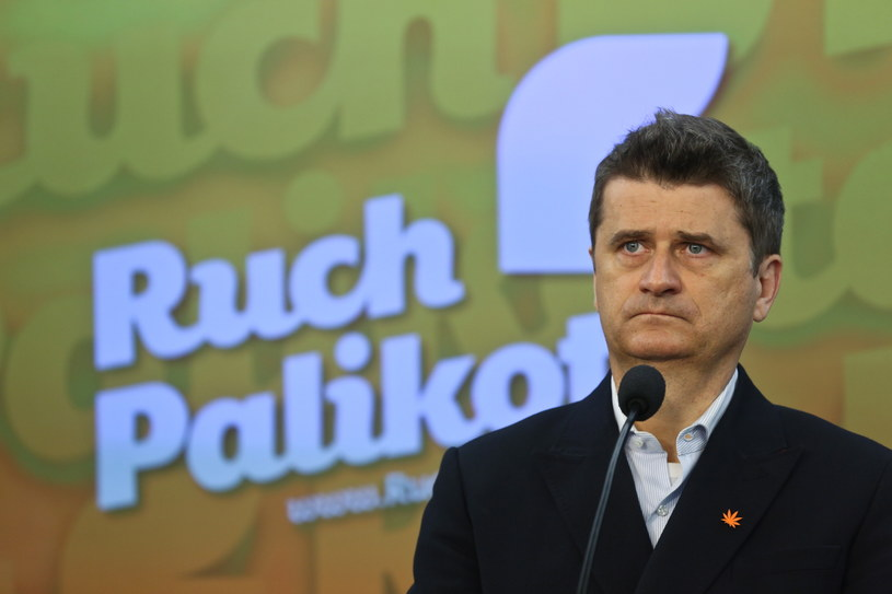 Janusz Palikot /Rafał Guz /PAP