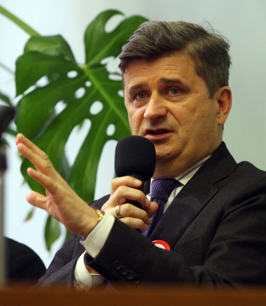 Janusz Palikot /Krzysztof Świderski /PAP