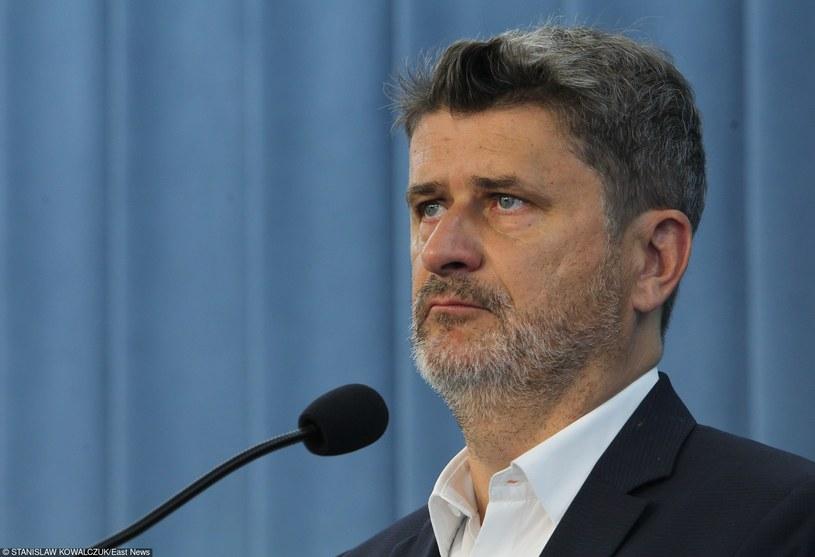 Janusz Palikot /Stanisław Kowalczuk /East News