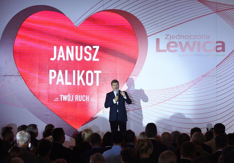 Janusz Palikot /PAP