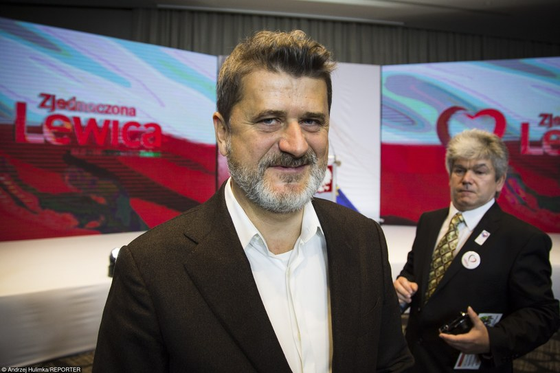 Janusz Palikot /Andrzej Hulimka/Reporter /East News