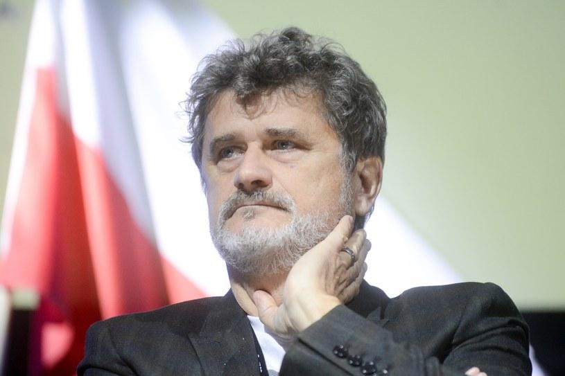 Janusz Palikot /Tadeusz Wypych/REPORTER /Reporter