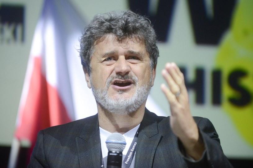 Janusz Palikot /Tadeusz Wypych /Reporter