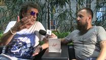 Janusz Panasewicz z Lady Pank: Czy Polska wyjdzie z grupy? Wideo