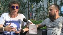 Janusz Panasewicz z Lady Pank komentuje start Orłów na MŚ. Wideo
