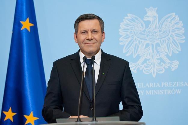 Janusz Piechociński, minister gospodarki. Fot. Krystian Maj /Reporter