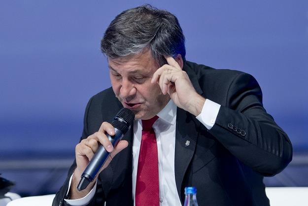 Janusz Piechociński, minister gospodarki i wicepremier. Fot. Piotr Tracz /Reporter