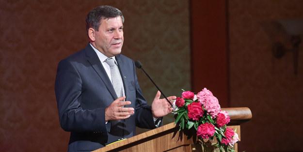 Janusz Piechociński, minister gospodarki i wicepremier rządu RP /PAP