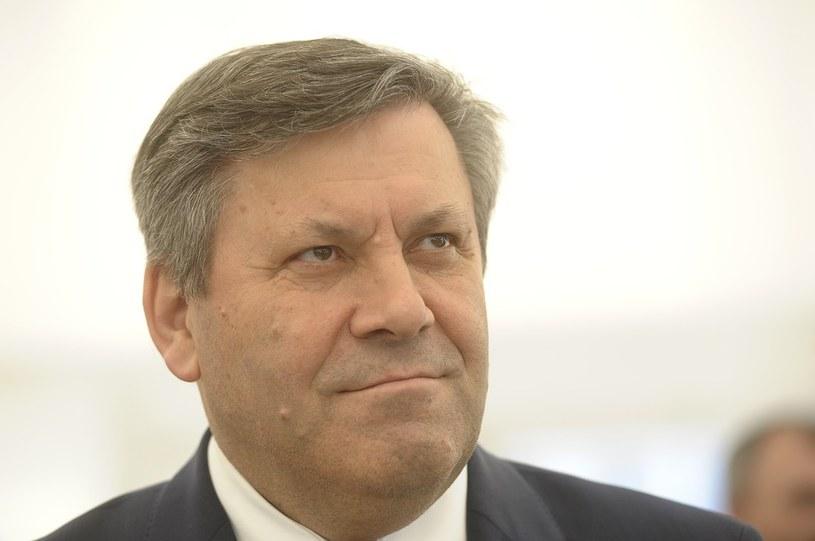 """Janusz Piechociński: """"PKW będzie miało olbrzymi problem"""" /Wojciech Stróży /Reporter"""