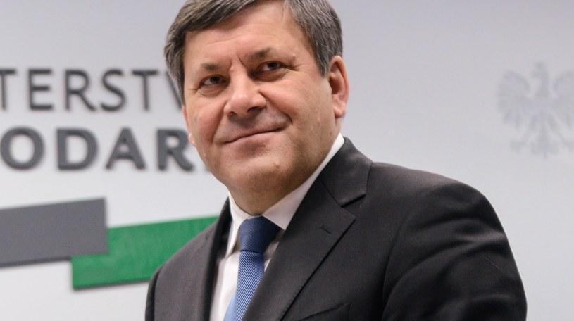 Janusz Piechociński /PAP