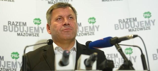 Janusz Piechociński /PAP/Bartłomiej Zborowski /PAP