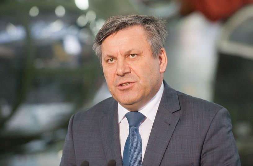 Janusz Piechocinski /ANDRZEJ ZBRANIECKI /East News