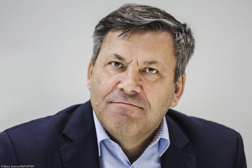 Janusz Piechociński /Beata Zawrzel /Reporter