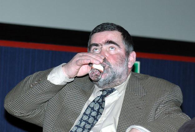 Janusz Rewiński założył partię jako kontynuację programu satyrycznego fot. MW Media /INTERIA.PL