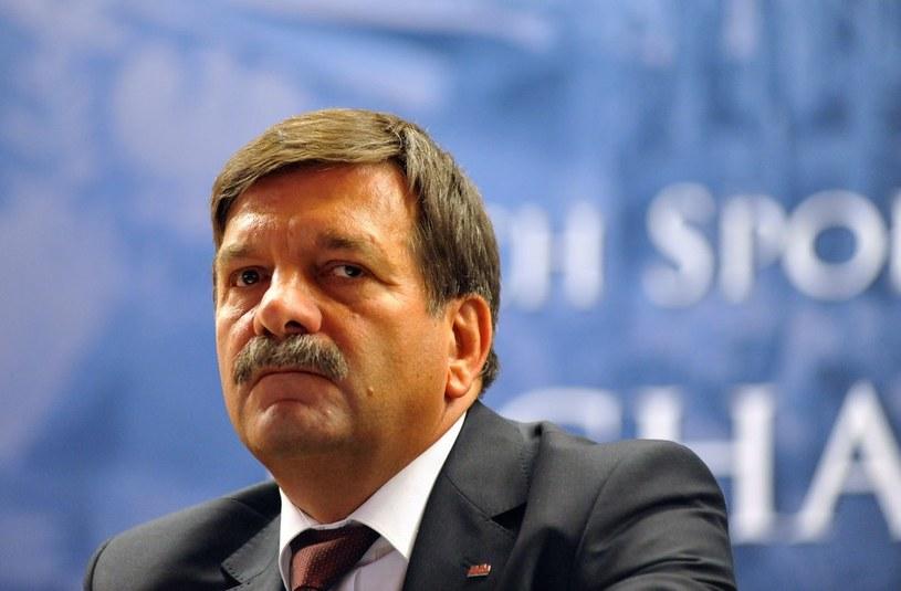 Janusz Śniadek /Wojciech Stróżyk /Reporter