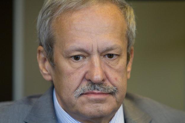 Janusz Steinhoff, były wicepremier i minister gospodarki /fot. Krzysztof Jastrzębski /East News