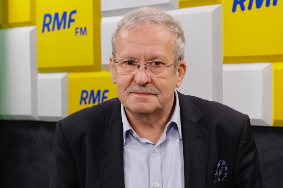 Janusz Steinhoff /Karolina Bereza /RMF FM