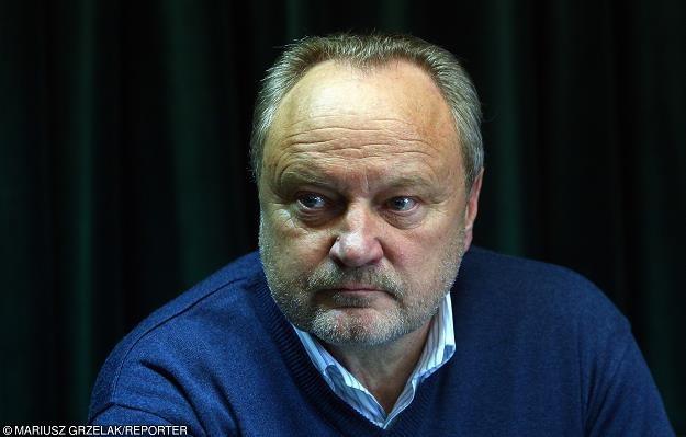 Janusz Szewczak. Fot. Mariusz Grzelak /Reporter