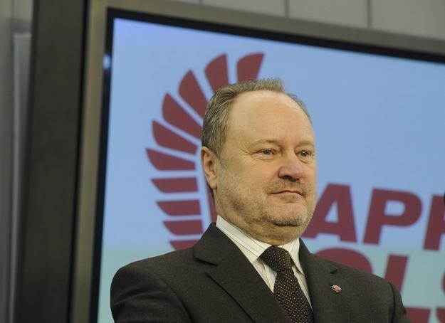 Janusz  Szewczak. Fot. ROBERT ZALEWSKI /East News