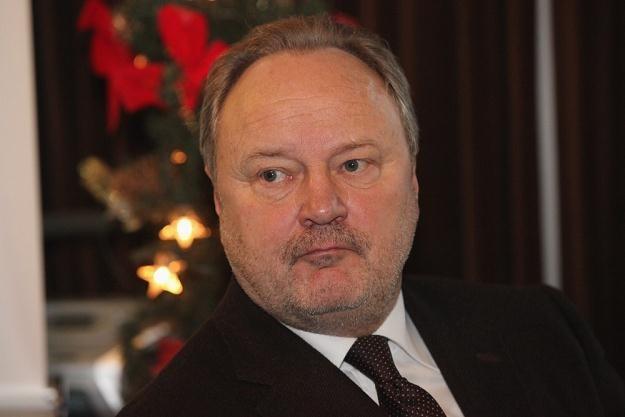 Janusz Szewczak, główny ekonomista SKOK /fot. Tomasz Baranski /Reporter