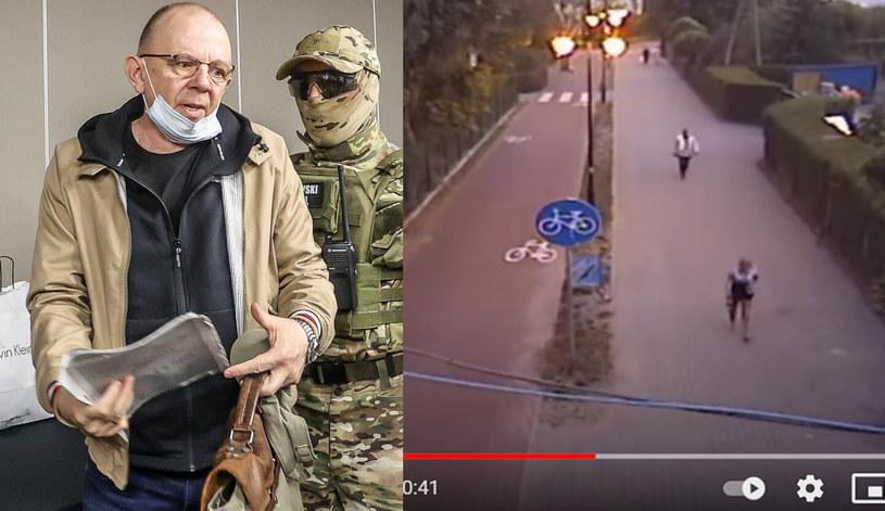 Janusz Szostak ostro o eksperymencie w sprawie zaginięcia Iwony Wieczorek /Karolina Misztal/YouTube /Reporter