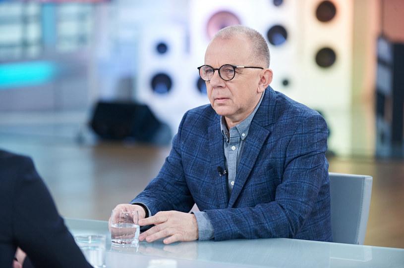 Janusz Szostak pisze książki o polskim świecie przestępczym /Bartosz Krupa / East News /East News